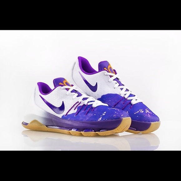 differently 040a2 defbe Nike KD 8 QS Peanut Butter   Jelly